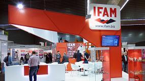 Foto de Satisfactorio balance de Ifam en Ferroforma 2015