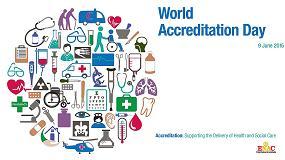 Foto de ENAC destaca el buen estado de la acreditación en su Día Mundial