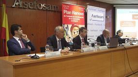 Foto de Fegeca participa en la presentación del Plan Renove de Salas de Calderas de la CAM