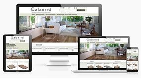 Foto de La nueva web de Gabarró ofrece nuevos y mejores servicios on-line