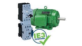 Foto de WEG presenta soluciones de protección y control para motores IE3