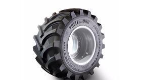 Foto de Trelleborg lanza una innovadora gama de neumáticos forestales