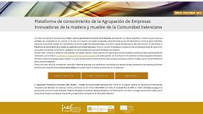 Foto de La AEI Aidima Madera-Mueble facilita a las pymes del sector el acceso a programas de innovación a fondo perdido