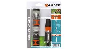 Picture of Nuevos kits de riego Classic Gardena: m�xima sencillez y comodidad