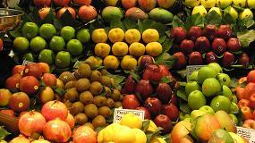 Foto de Las frutas y hortalizas suponen el 11% del gasto de la cesta de la compra de los españoles