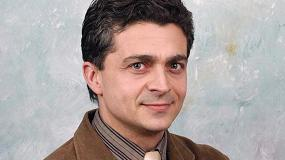 Foto de Javier Hervás, reelegido presidente de la Asociación Nacional de Fabricantes de Parquet