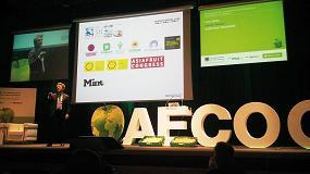 Foto de Fruit Logistica, patrocinador del bloque internacional de conferencias en el Congreso AECOC de frutas y hortalizas