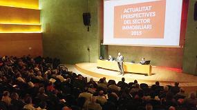 Picture of Forcadell y la UB presentan las perspectivas del mercado inmobiliario 2015