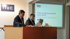 Foto de Situación y previsiones del sector de la construcción en Europa