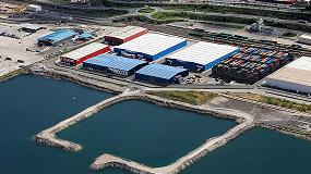 Fotografia de Inbisa inicia la ampliaci�n de las instalaciones de Progeco en el Puerto de Bilbao
