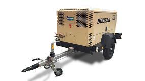 Foto de Más ahorro con el nuevo compresor portátil Doosan de 'modo doble'