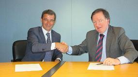 Foto de Efiaqua firma un acuerdo de colaboración con AEAS
