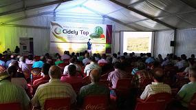 Foto de Syngenta presenta Cidely Top, la solución eficaz contra oídio y otras enfermedades del melón