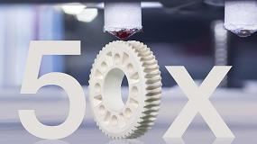 Foto de El servicio de impresión 3D de igus hace posible un rápido suministro de prototipos resistentes al desgaste