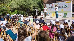 Foto de El MAGRAMA recomienda fomentar h�bitos alimentarios y deportivos saludables entre la poblaci�n escolar