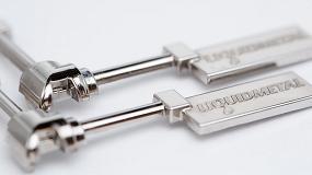 Foto de Moldeo por inyecci�n de aleaciones de metal: eficiencia y m�xima calidad de superficie