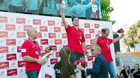 Foto de Éxito total y récord de visitantes en el III Linde Safety Open Day organizado por Linde Material Handling Ibérica
