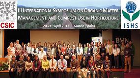 Foto de III Simposio sobre Manejo de Materia Org�nica y Uso de Compost en Horticultura