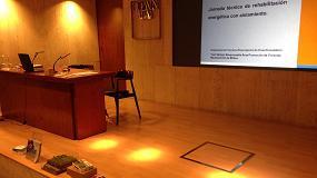 Foto de Jornada t�cnica en Bilbao sobre aislamiento: Rehabilitaci�n Energ�tica con Lana Mineral