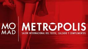 Picture of R�cord de participaci�n de firmas de Textil-Confecci�n en la pr�xima edici�n de Momad Metr�polis