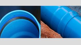 Foto de Tuberías TOM de PVC Orientado: herramienta ideal para la gestión de recursos hídricos y garantía del agua canalizada