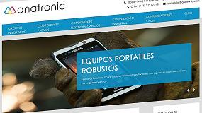 Picture of Anatronic redise�a su p�gina web