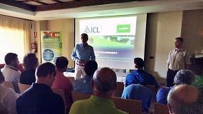 Picture of ICL Specialty Fertilizers participa en la XIX Jornadas de Greenkeeper Navarro Montes
