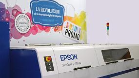 Foto de Etyprinter instala la primera Epson SurePress en España