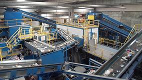 Fotografia de El nuevo Autosort-4 de Tomra Sorting Recycling mejora la eficiencia del Ecoparque de Toledo