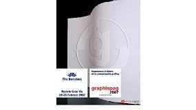Fotografia de Graphispag 2007 ja t� reservat el 75% de la superf�cie