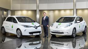 Foto de La Alianza Renault-Nissan alcanza el hito de 250.000 vehículos eléctricos vendidos en todo el mundo