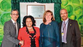 Picture of La primera planta de reciclado B2B PET de Sud�frica trabaja con tecnolog�a de Starlinger