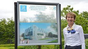 Fotografia de Reynaers Aluminium conf�a en alcanzar una facturaci�n de 500 millones de euros en 2020