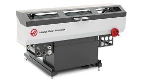 Picture of Haas desarrolla un nuevo alimentador de barras