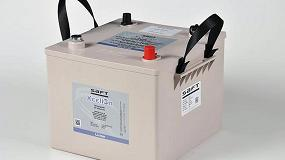 Foto de Saft presenta Xcelion 6T, bater�a de litio-i�n que reemplaza las bater�as de plomo