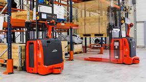 Foto de Linde Material Handling Ibérica presenta Linde robotics