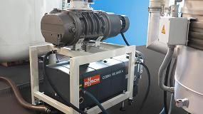 Foto de Tecnología de vacío seco en procesos de tratamiento térmico