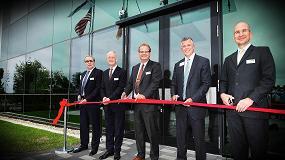 Foto de Arburg celebra 25 años en Estados Unidos e inaugura su nueva central