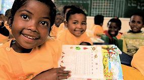 Foto de Cyclus y Antalis promueven un a�o m�s la educaci�n preescolar en Madagascar