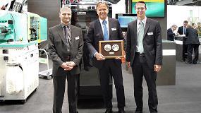 Foto de Plastpol 2015 concede su premio 'Plast Platinum Award' a la tecnología freeformer de Arburg