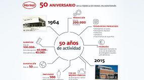 Picture of La f�brica de Henkel en Montorn�s del Vall�s cumple 50 a�os de historia