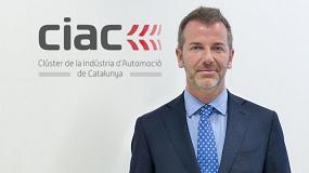 Foto de Ferran Verdejo, nuevo gerente del Cl�ster de la Ind�stria d�Automoci� de Catalunya
