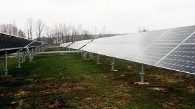 Picture of Mecasolar suministra 4.5 MW de seguidor horizontal para una planta fotovoltaica en Turqu�a