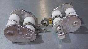 Foto de Isanimar Seguridad certifica sus anclajes CP-120 y CP-220 con marcado CE