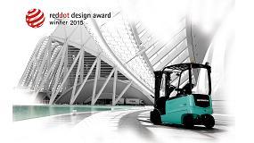 Picture of Mitsubishi EDiA EX ganadora del codiciado Red Dot Desing Award 2015