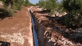 Foto de Saint- Gobain PAM España participa en la mejora de abastecimiento a Valdelacalzada