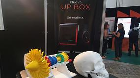 Fotografia de EntresD muestra en Bizbarcelona sus soluciones de impresi�n y escaneado 3D a emprendedores, pymes y aut�nomos