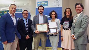 Picture of Nortpalet, galardonada con el Premio a la Mejor Campa�a de Comunicaci�n 2015 organizado por el Club de Marketing de Asturias