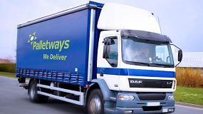 Picture of Palletways Alemania colabora con el proveedor internacional de paqueter�a express DPD