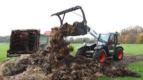 Foto de Bobcat presenta su nueva generación de manipuladores telescópicos agrícolas